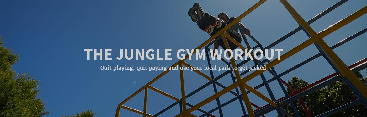 The Jungle Gym Workout