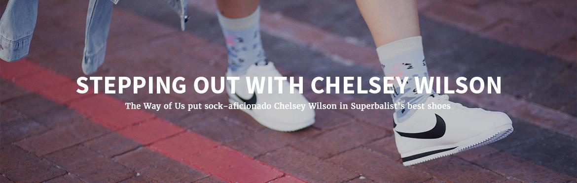 Stepping Out with Chelsey Wilson