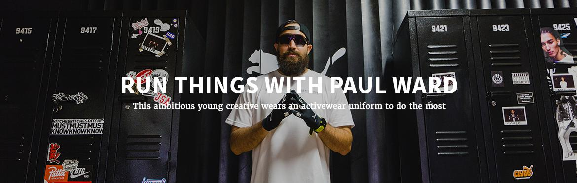 Run Things With Paul Ward