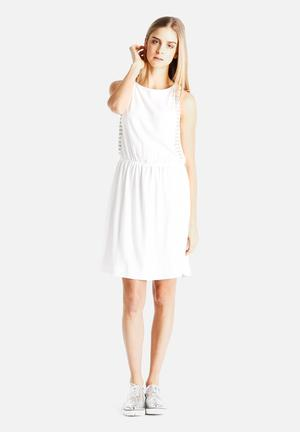 Vero Moda My Short Dress Formal White