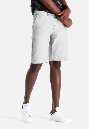 Carhartt WIP Johnson Short Black & White