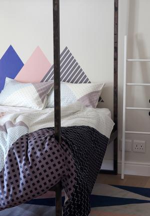 Linen House Stevie Duvet Set Bedding Multi-Colour