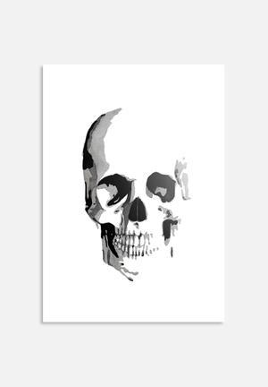 The Aestate Skull Art