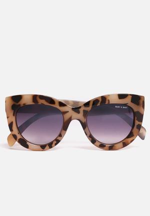 Quay Eyeware Jinx Eyewear Tortoise Shell
