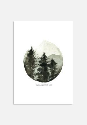 Claudia Liebenberg Shades Of Winter 1 Art