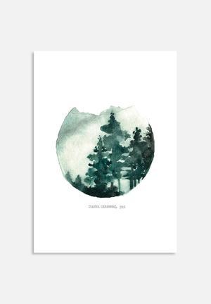Claudia Liebenberg Shades Of Winter 3 Art