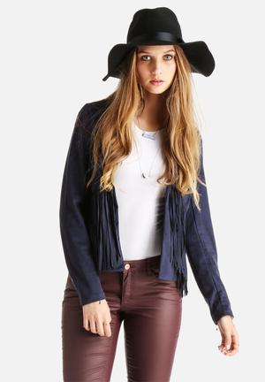 Vero Moda Tone Hat Headwear Black