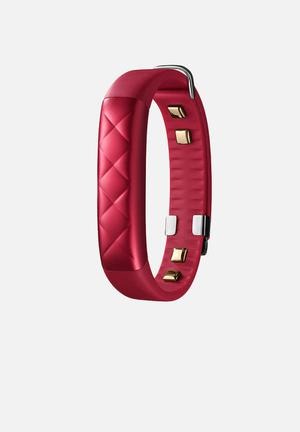 Jawbone UP3 Fitness Trackers & Accessories Ruby Cross