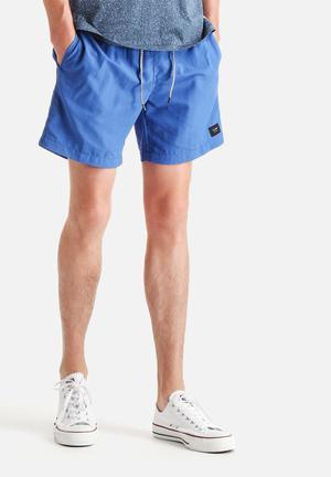 Globe Dana Poolshort Swimwear Blue