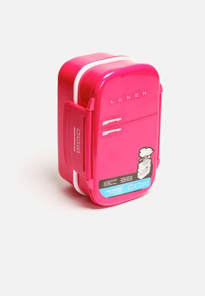 Mustard  Fridge Box Kitchen Accessories Pink