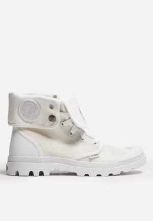 Palladium Mono Chrome Baggy II Boots White