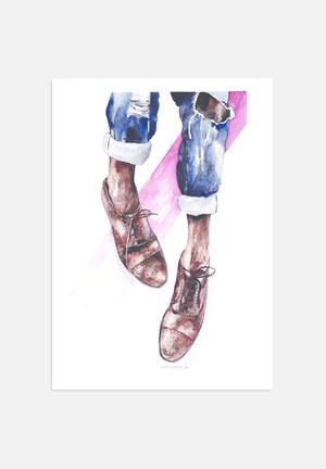 Claudia Liebenberg Brogue Art