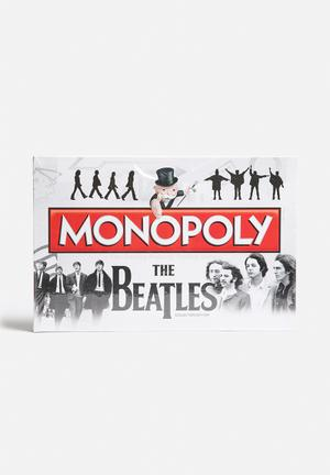 Hasbro Monopoly - The Beatles Games & Puzzles