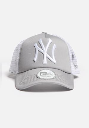 New Era Trucker NY Yankees Headwear