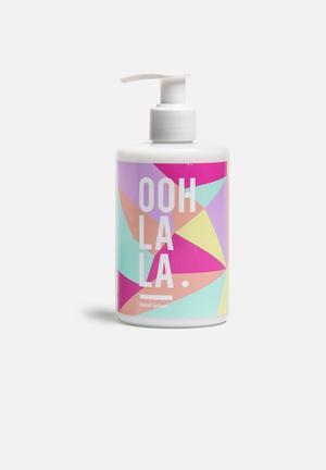 Sixth Floor Ooh La La Hand Cream Pump Bath Accessories Plastic