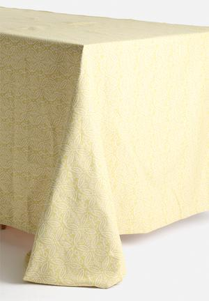 Hertex Fabrics Xolani Table Cloth Dining & Napery Succculent