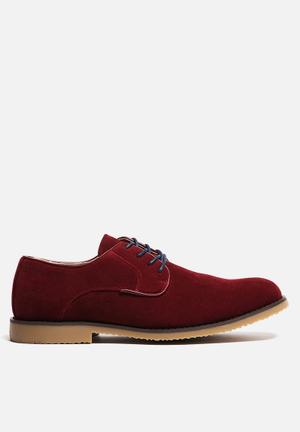Charles Southwell Nashville Formal Shoes Burgundy