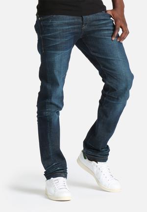 Jack & Jones Jeans Intelligence Nick Regular Jeans Dark Blue