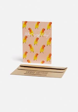 Sammy Sheppard Joyful Day Card Gifting & Stationery