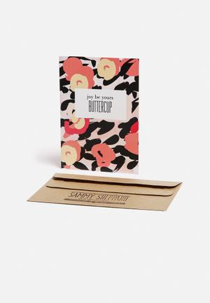 Sammy Sheppard Buttercup Card Gifting & Stationery