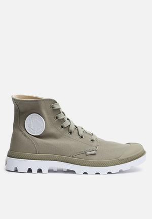 Palladium Blanc Hi Boots Seneca Rock