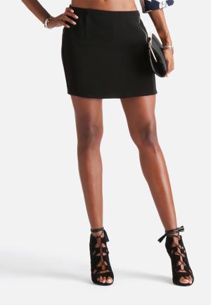 VILA Panna Skorts Shorts Black