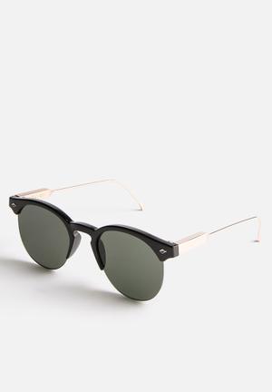 Spitfire Astro Eyewear Black & Gold