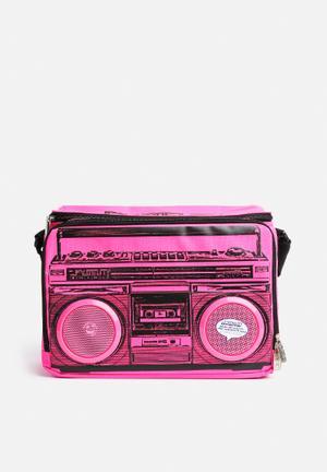 IMIXID Speaker Cooler Bag Audio Magenta
