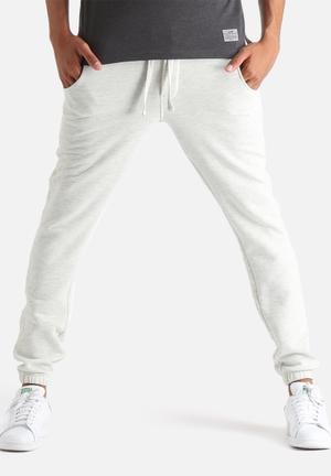 Jack & Jones Originals Ryan Sweat Pants Sweatpants & Shorts Treated White