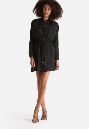 Goldie Independent Dress Casual Black