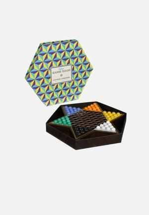 Wild & Wolf Chinese Checkers Games & Puzzles