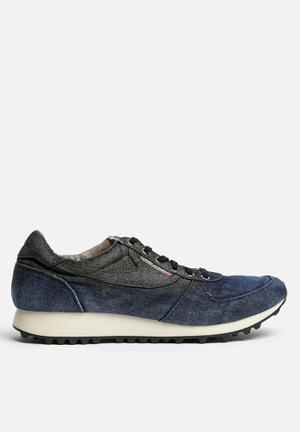 Diesel  Elle Kindly Sherun Sneakers Blue
