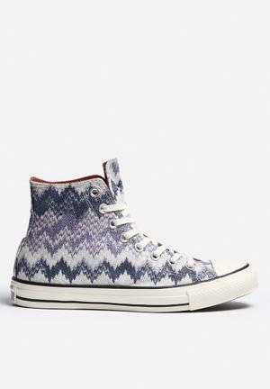 Converse Chuck Taylor All Star Miss Lur Hi Sneakers Blue