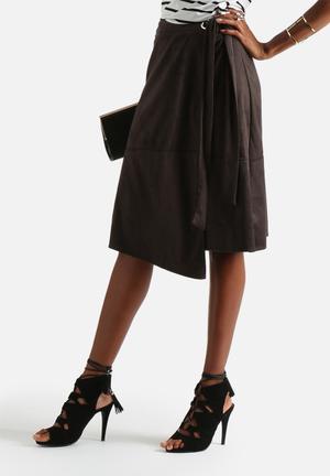 Glamorous A-Line Skirt Dove Grey