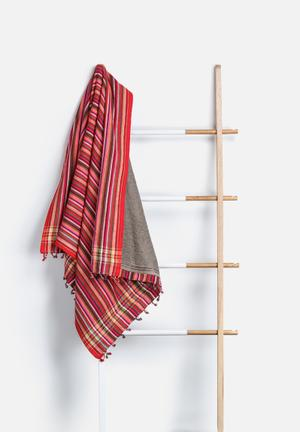 Shukamania Kikoi Towel Bath Accessories Cotton