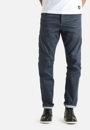Jack & Jones Jeans Intelligence Stan Anti Fit Jeans Blue Denim