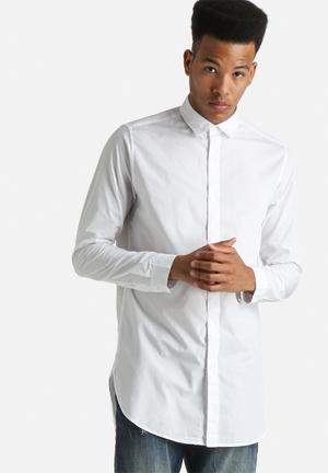 Only & Sons Filip Shirt White