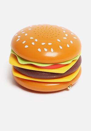 DCI Burger & Fries Speaker Phone Accessories & USBs