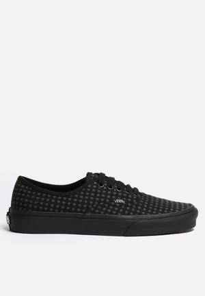 Vans Authentic Sneakers Black