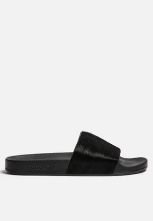 Adidas Originals Adiliette Sandals & Flip Flops Black