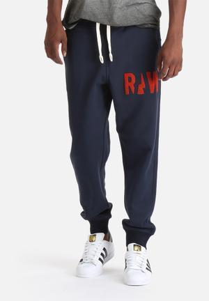 G-Star RAW Grount Joggers Sweatpants & Shorts Navy