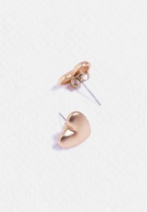 Vero Moda Viktoria Ear Studs Jewellery Silver