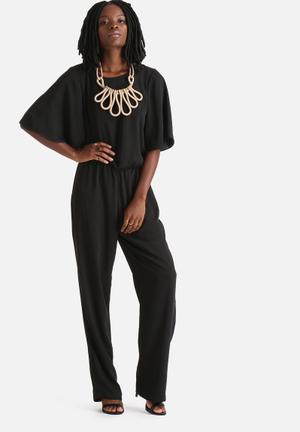 Vero Moda Lisa Jumpsuit Black