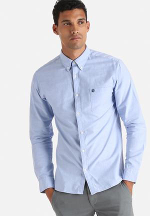 Selected Homme Collect Shirt Light Blue