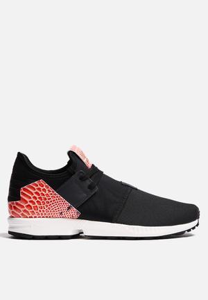 Adidas Originals ZX Flux Plus Sneakers Core Black / Red