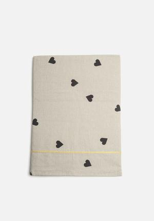 Present Time Table Cloth Dining & Napery Cotton