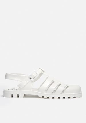 Juju Maxi Sandals & Flip Flops White