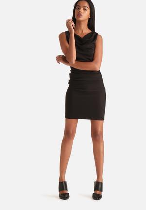 Y.A.S Laneway Dress Formal Black