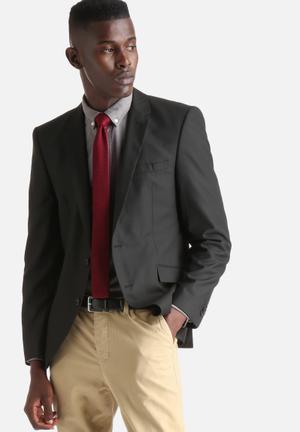 Selected Homme Taxcash Blazer Jackets & Coats Black