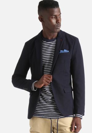 Selected Homme Origon Blazer Jackets & Coats Navy Blazer